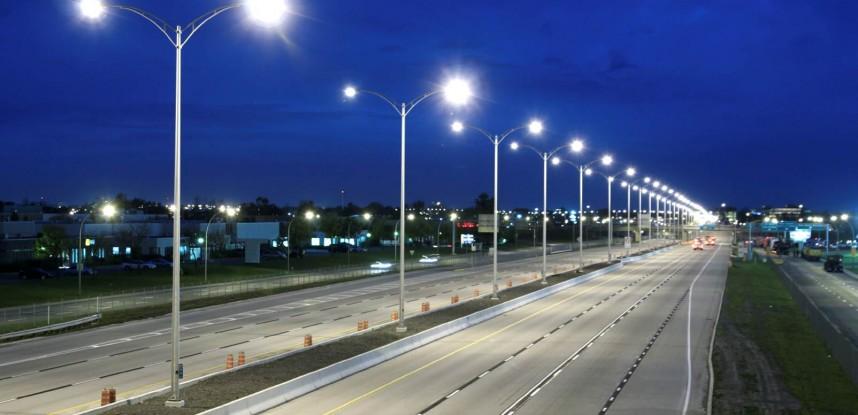Luminarias de alta eficiencia