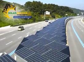 ¡En Argentina ya cuentan con la primer autopista sustentable!