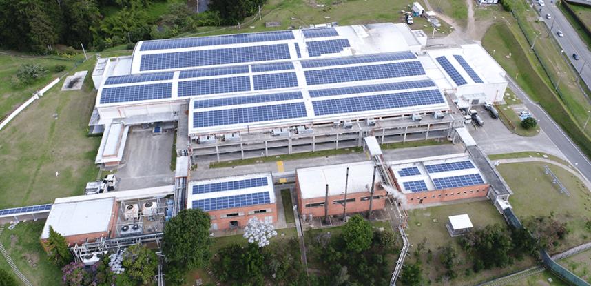 Chocolate Producido Por Energía Solar.