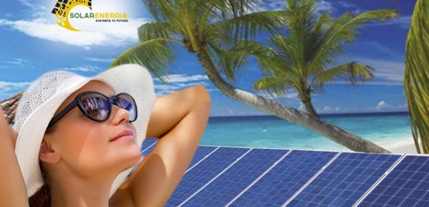 ¡Mientras unos disfrutan de sol, tú aprovéchate al máximo de él!